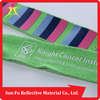Custom Design polyester garment webbing with printed logo