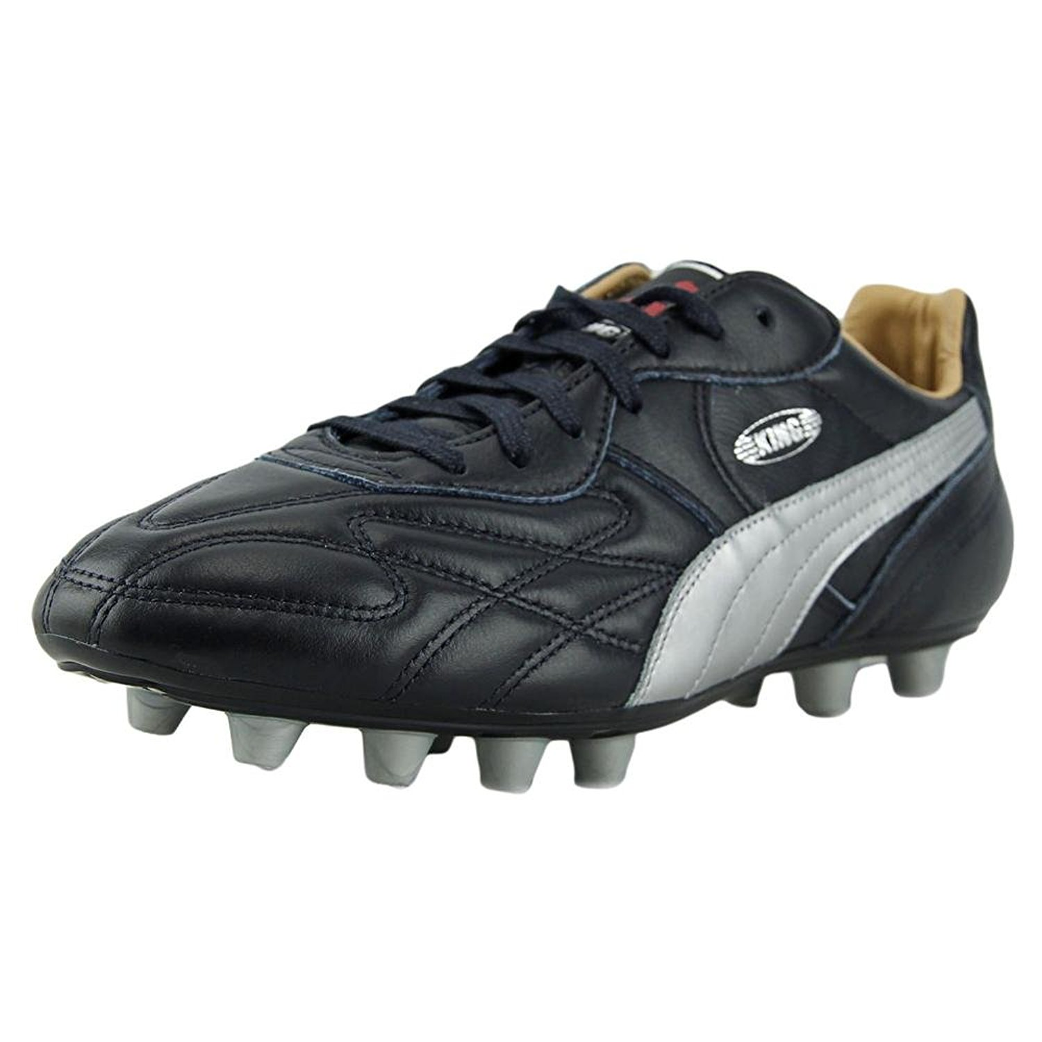 25717d44415d Buy Puma King Top City di FG Mens Firm Ground Soccer Cleats (9 D(M ...