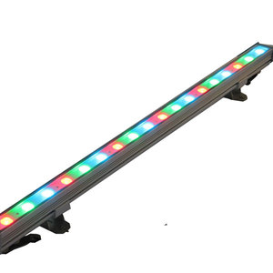 DMX512 led christmas wall washer 36w rgb wall washer outdoor led lights wall washer DC24V