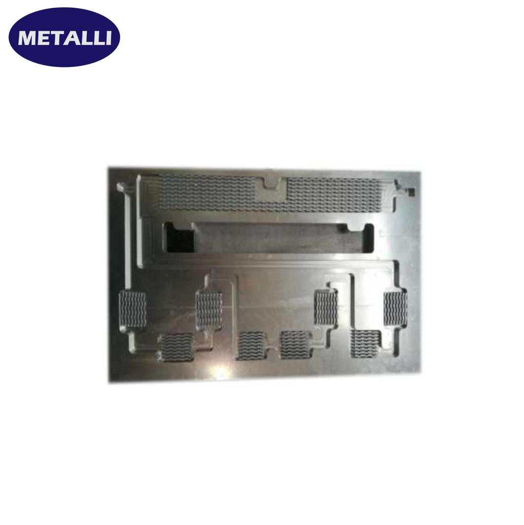 China top quality aluminum customized liquid cold plate