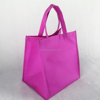 Promotional environment friendly grocery non woven tote bag