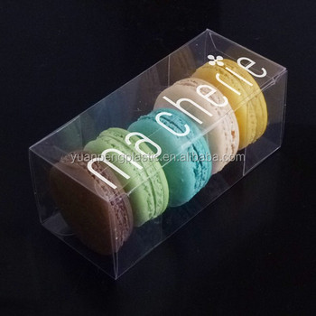 Packaging For Macarons Custom printed clear plastic macaron packaging box wholesaleclear custom printed clear plastic macaron packaging box wholesaleclear pet plastic packaging box for 5 sisterspd