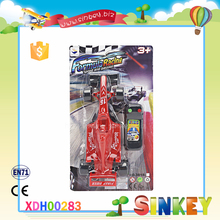 Hot selling and cheap plastic wire control F1 formula 1 racing car car toy for kids child and boy