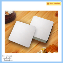 Sublimation blanks coaster sublimation cup pads sublimation MDF cork coaster