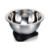 Stainless Steel Mixing Bowl with Ergonomic Non-Slip Base Professional Kitchenware