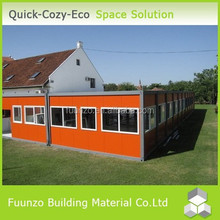 Luxurious Energy Saving Professional Container Module Office