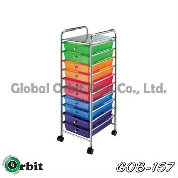 Plastic Mobile Storage Trolley,Space Saver Rolling Storage Drawer Cart    Buy Drawer Storage Cart,Rolling Storage Trolley,Plastic Trolley Cart  Product On ...