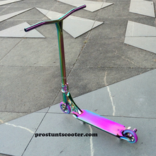 Free Samples Crazy Neo Chrome Neo Chrome Oilslick Stunt Scooters MGP Pro Scooters