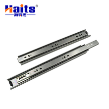 Heavy Duty Mepla Furniture Telescopic Channel Ball Bearing Rail Kitchen Drawer Slide