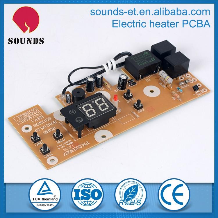 Led Display Smd/dip Electronic Heater Fr4 Pcb 94v0 Printed