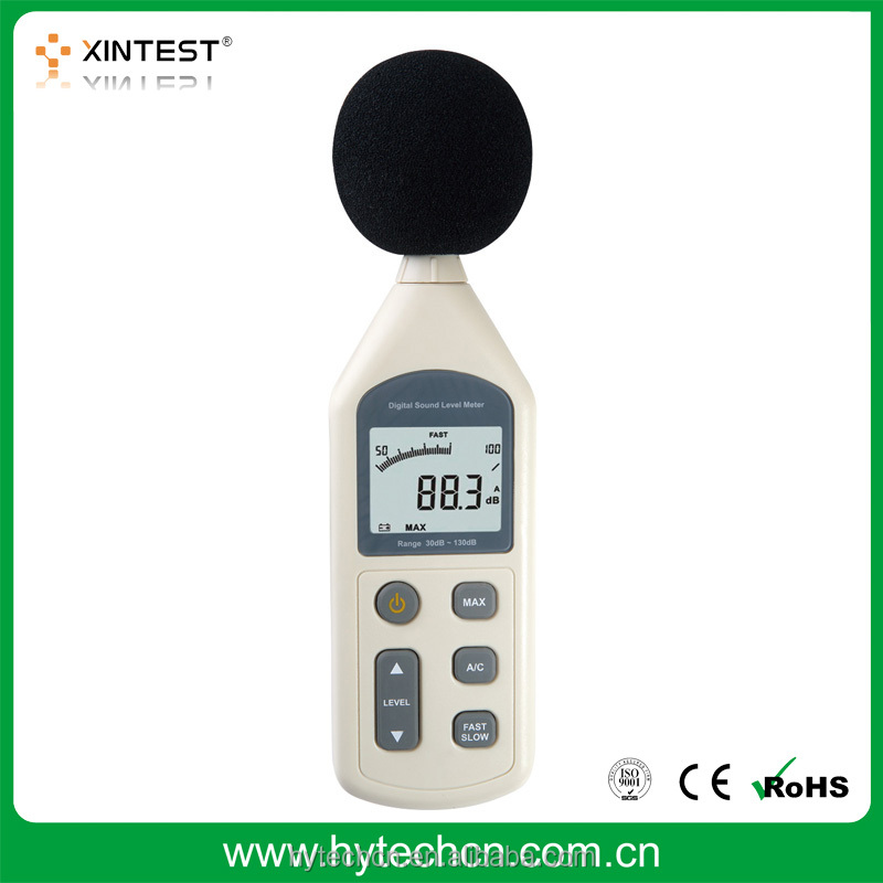 Chinese Manufacturer Sound Level Meter For Sale (ht-851)