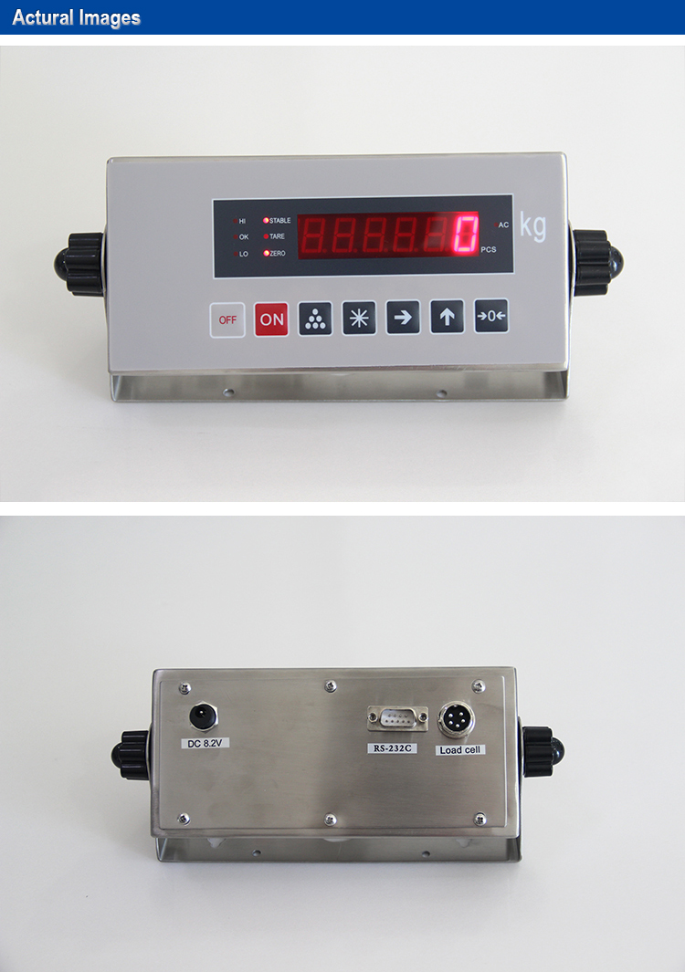 High Quality Digital Weighing Indicator Lp7510 For Floor
