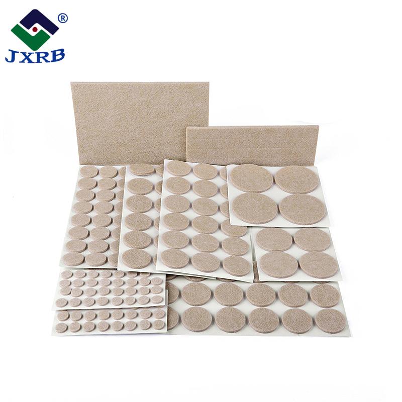 Accessori per mobili di sabbia adesivi auto Personalizzati feltro pastiglie mobili