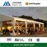 Changzhou wedding party tent manufacturer provide aluminum tents