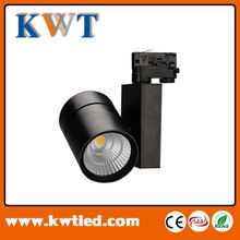 High lumen commercial citizen cob led track spotlight 70w