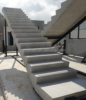 Adjustable Stair Mould, Concrete Stairs