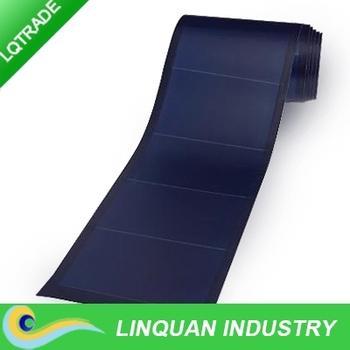 Pvl 31 7 5v Thin Film Flexible Laminate Solar Panel For