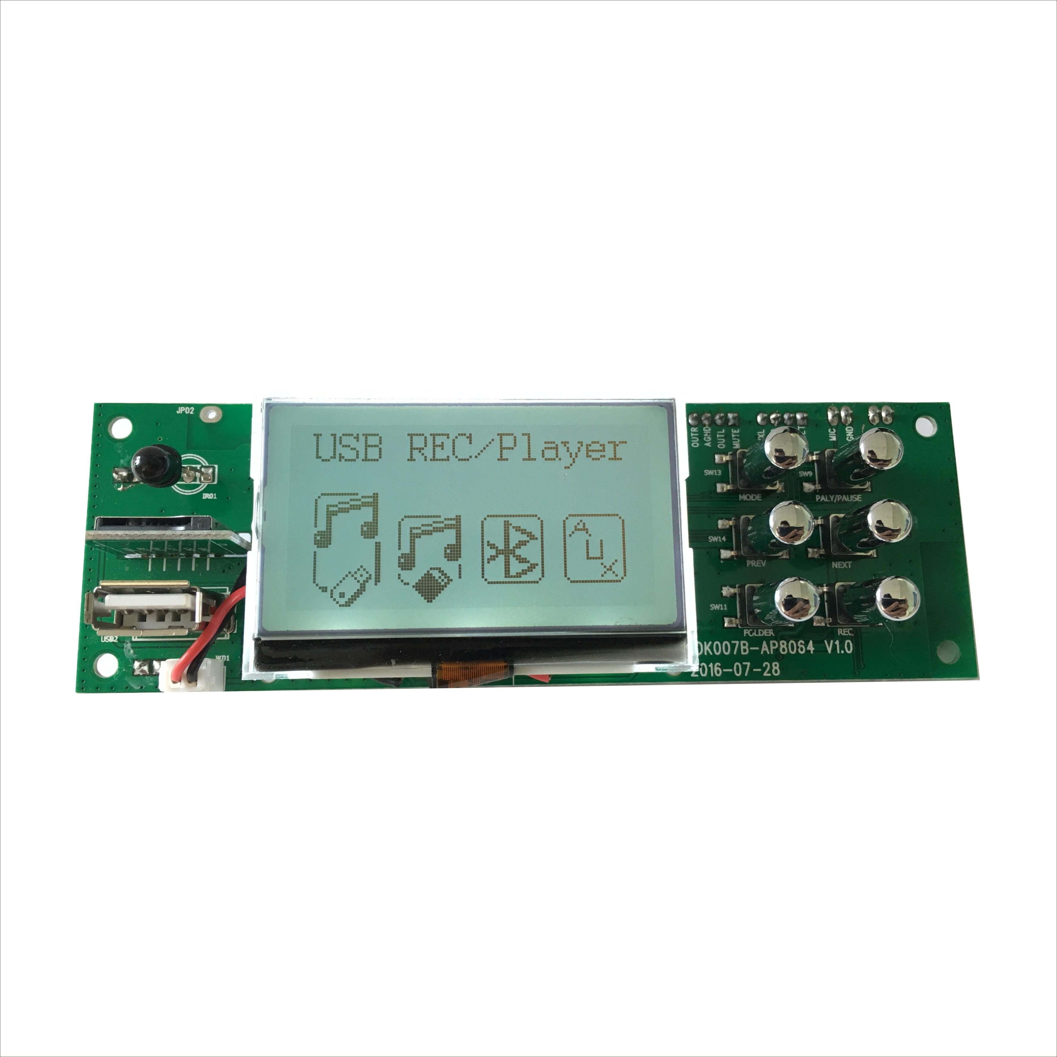 Alibabacom Usb Sd Mp3 Vtf108 Circuit Sound Voice Recording Module