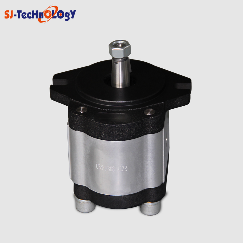 G2 Two mounting holes front cover external gear pump, tractor spare parts small hydraulic gear pump