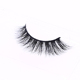 Charming 100% real siberian mink fur best wispy false eyelashes brand