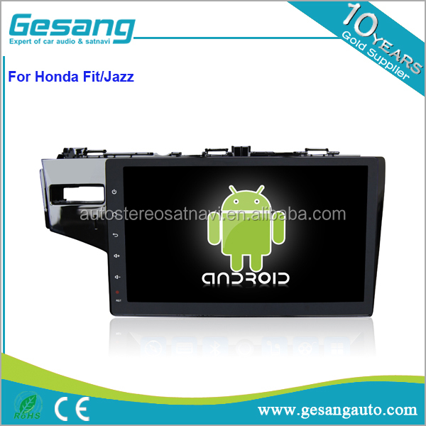 car audio system for honda jazz / Fit with Quad Core Rockchip 3188 1080P 16g ROM WiFi 3G