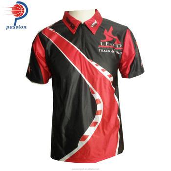3b16b690 Cheap custom new design race team uniform polo style racing crew polo shirts