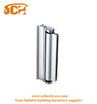 New 180 degree Aluminum Profile Vertical Lift Shower Glass Door Hinge