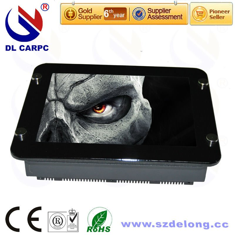 wholesale black 8 inch touch screen all in one desktop used computers in uae