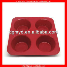 Promotional Eco-friendly mini cake silicone bakeware MYD-1626