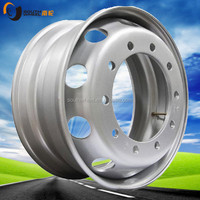 Truck trailer wheel rim 22.5 inch & hot sale in market