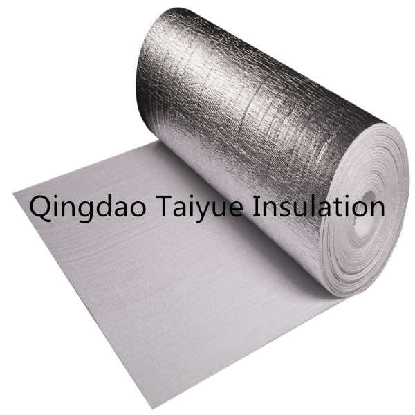 5mm Double Sided Foil Epe Foam Thermal Insulation Wrap