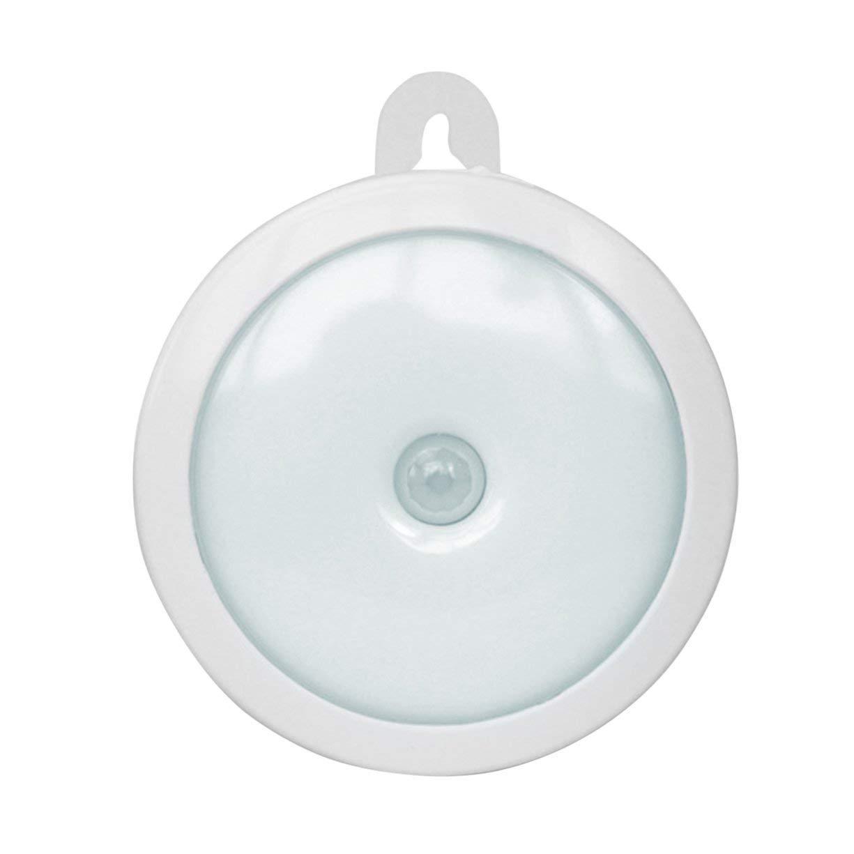 Portable LED Lamp PIR Motion Sensor Light,Portable Wireless LED Lamp PIR Motion Sensor Light Wall Light Night Light Highlight Bright Lamp for Corridor Closet