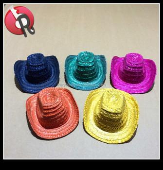 fc3649b6a Straw Mini Cowboy Hat For Decoration 15cm - Buy Mini Cowboy Hat,Bulk Straw  Cowboy Hats,Funny Cowboy Hat Product on Alibaba.com