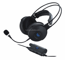 Ture 5.1 channel surround sound built-in 8 drivers LED light PC gaming USB headset