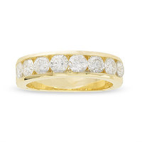 Magical Two Stone Loose Cut Diamonds For Sale 14K Yellow Gold Diamond Solitaire Ring