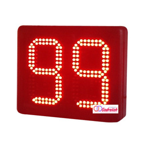 "Godrelish 8"" LED Days Count Timer 2 Digits digital counter Support up to 99"