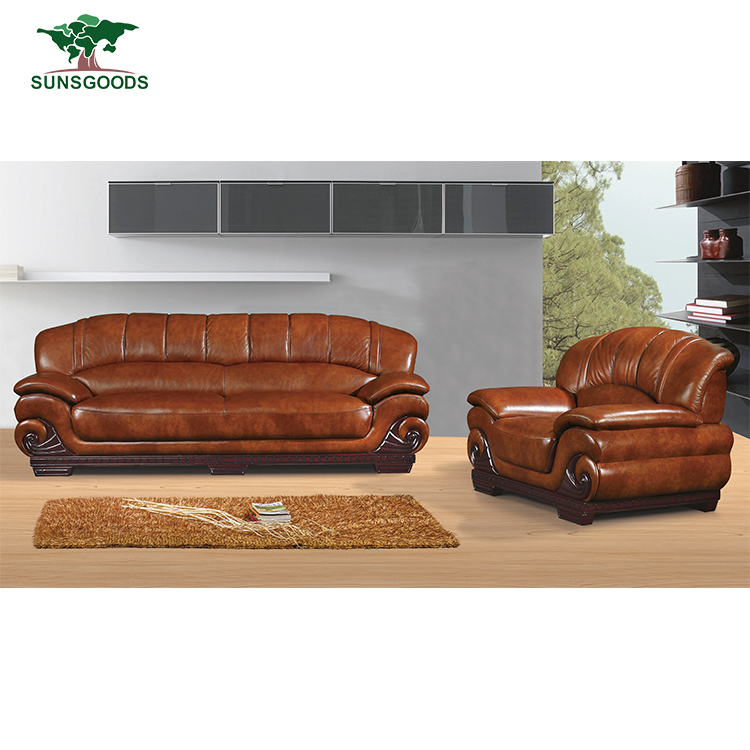 Top Quality Modern Red Leather Sofa,Spanish Leather Sofa, View Red Leather  Sofa, Sunsgoods Product Details from Foshan Shengzhibang Furniture Co., ...