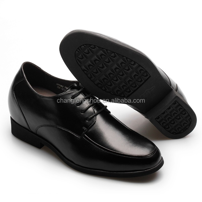 heel High leather match to bags shoes designer gents italian high mens shoes quality and aaT6E