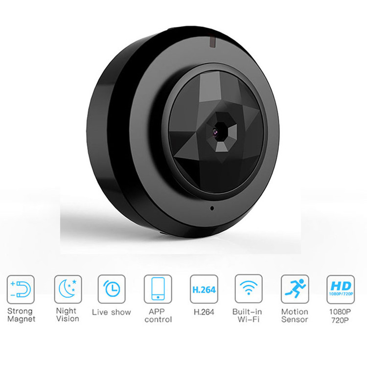 HD 1080p mini video wifi wireless network security ip spy hidden camera.jpg