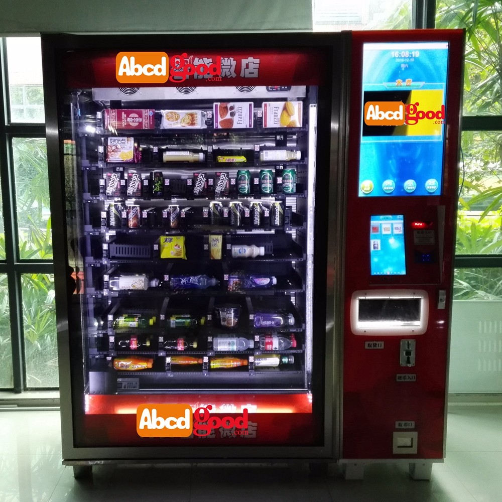 Hair accessories vending machines - Mobile Vending Machine Mobile Vending Machine Suppliers And Manufacturers At Alibaba Com