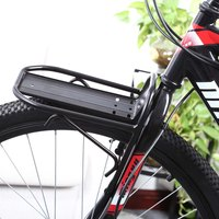 Aluminum alloy Lightweight Bicycle Front Rack Goods Carrier Luggage Shelf Cycling Bracket For MTB Road Bike Bicycle