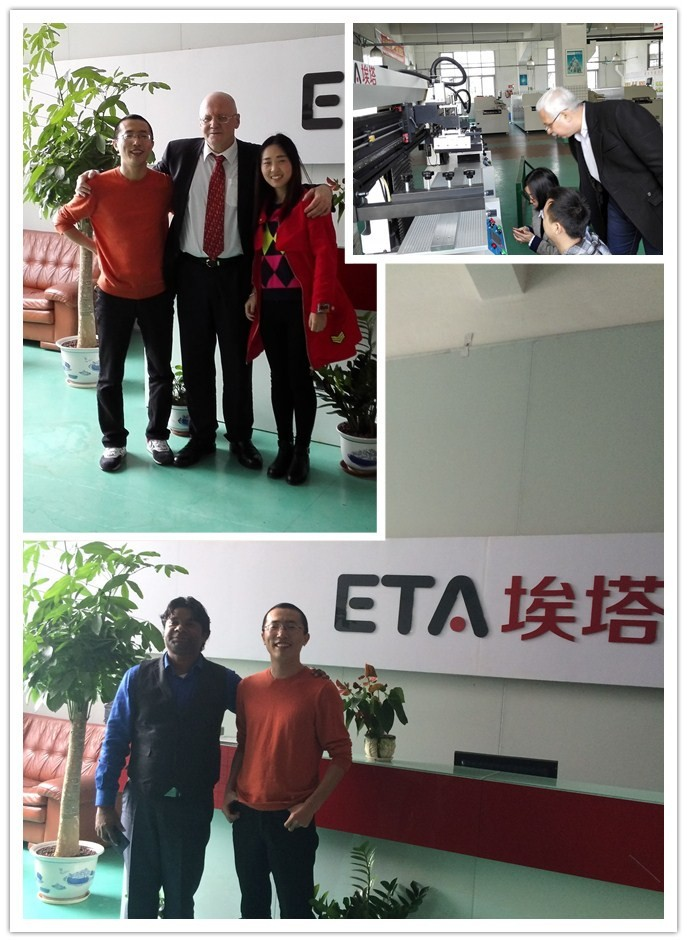 Shenzhen ETA Electronic Equipment Co.
