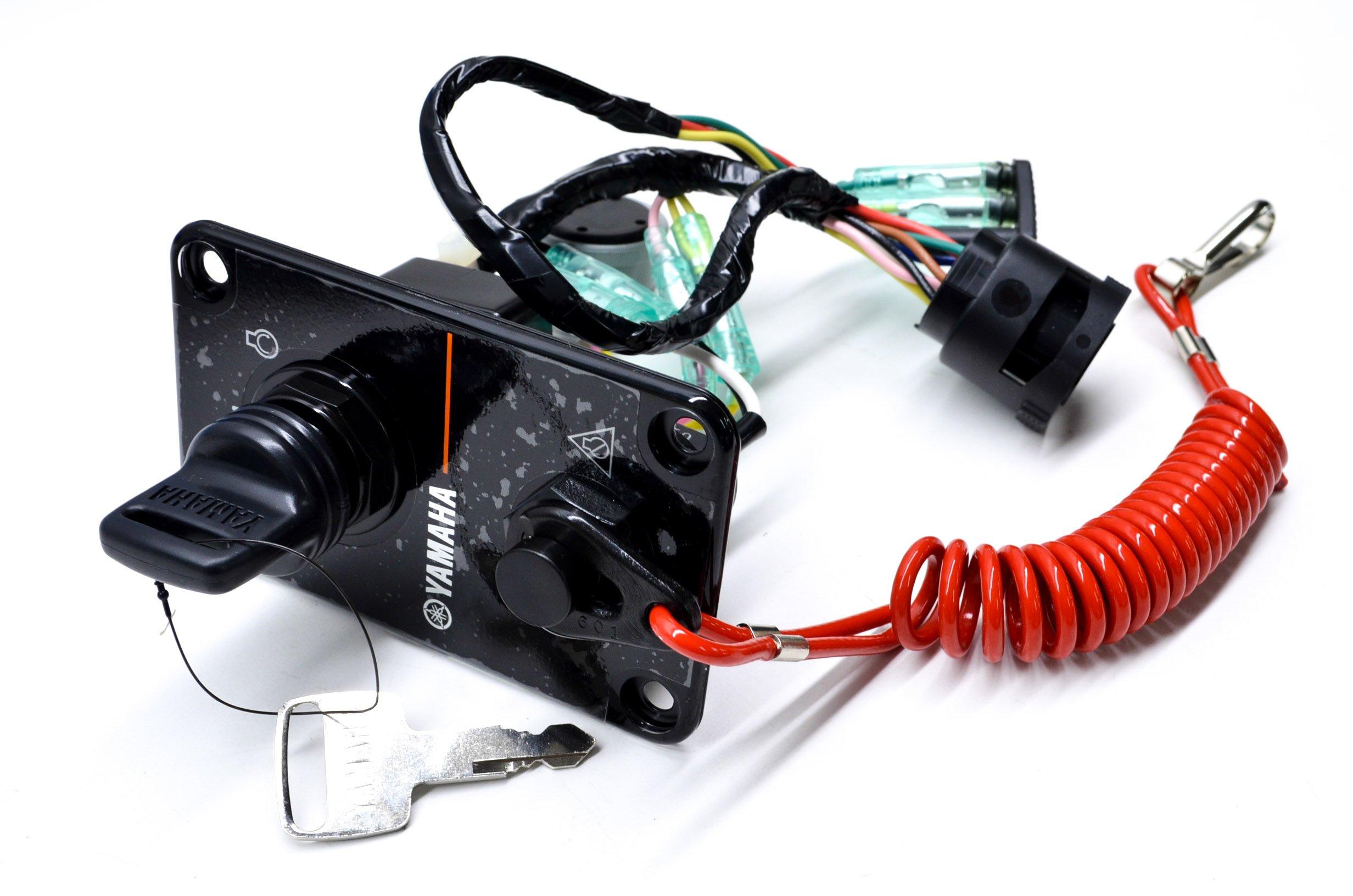 Starter Yamaha Marine Outboard F100TLR 99 00 01 02 12V
