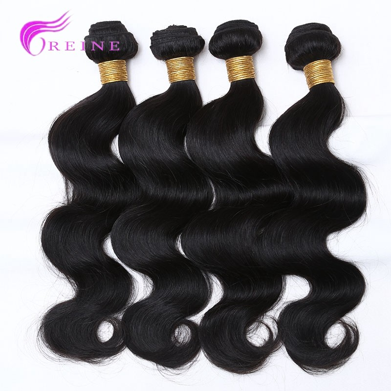 Reine Hair Products Top Quality Chinese Hair Bundles 3pcslot Body