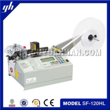 Chinese ultrasone computerized 80mm <span class=keywords><strong>gerber</strong></span> stof tape snijmachine hot koude snijden