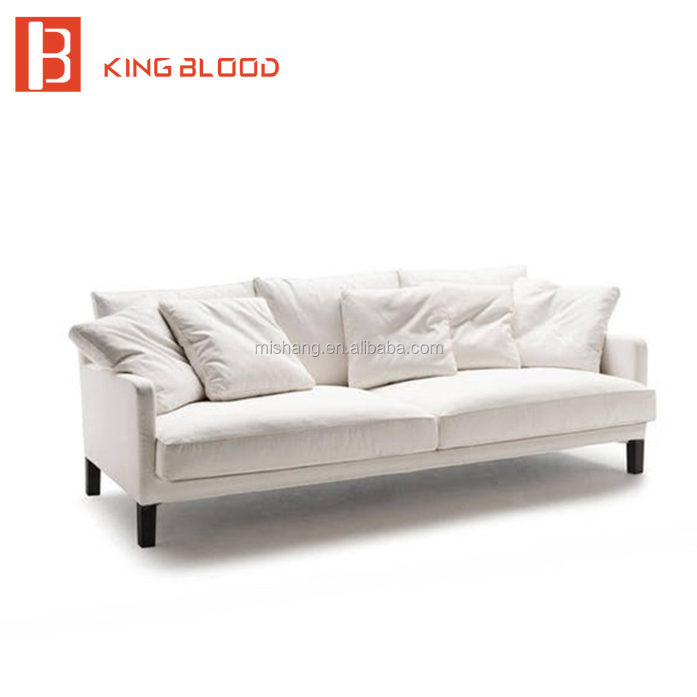 french style living room used hotel white fabric sofa furniture