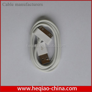 For Apple iPad iPod iPhone Cable USB Data Cable for iPhone 4 4S