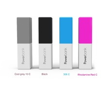 Promotional gifts 2200mAh mobile power bank, portable charger