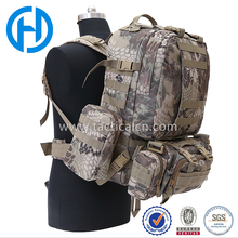 60L Large Tactical Military Outdoor Duffel Molle Backpack Hiking Camping Backpack Bag