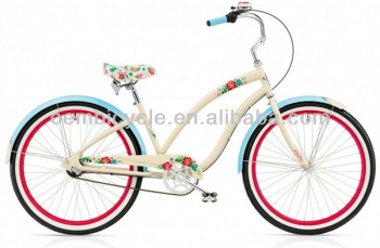 2017 New Style 20 Inch Beach Cruiser Bike